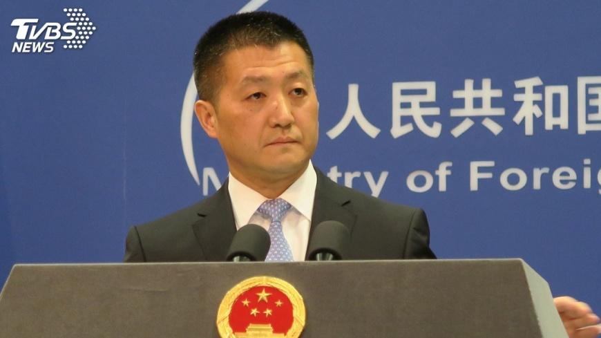 圖/中央社 美國防授權法涉台條款 北京再表反對