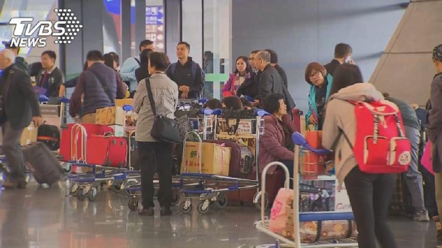 圖/TVBS 葉菊蘭看好台灣觀光  目標兩千萬旅客