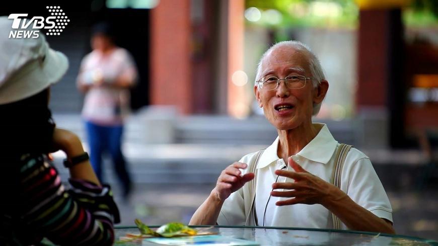 圖/中央社 紀念詩人余光中 公視將播紀錄片緬懷