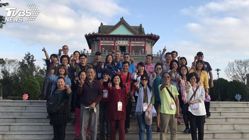 圖/中央社 北中南旅遊業者 金門密集踩線