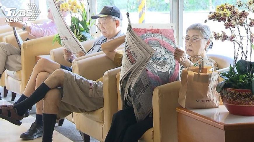 圖/TVBS 中華郵政將推長照險 保費低照顧多