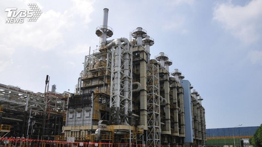 圖/中央社 五輕原用地 中油規劃發展綠能與新材料