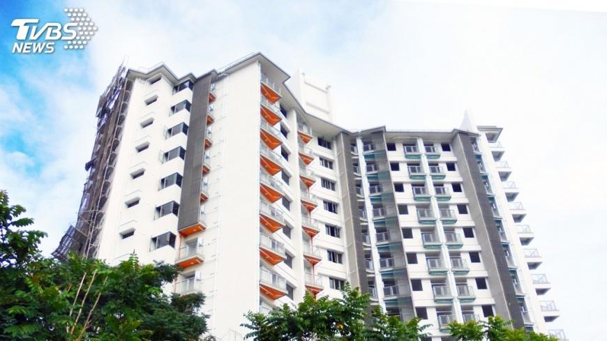 圖/中央社 中市社會住宅申請熱烈  期限至29日止