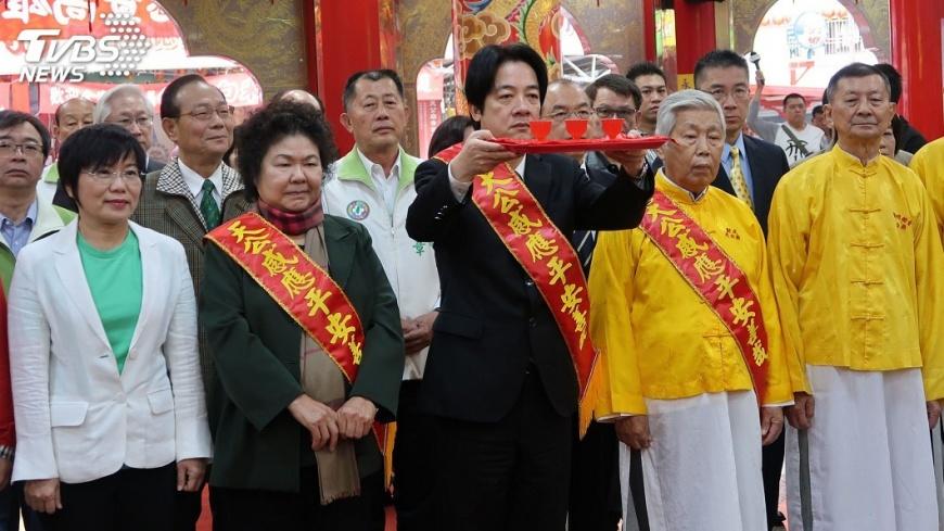 圖/中央社 陳菊:改革會有壓力  主政者勇敢承擔