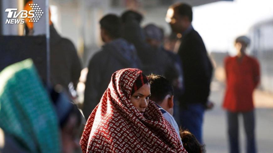 非當事者/圖/達志影像路透社 公車輪暴案5週年 新德里每天6性侵案