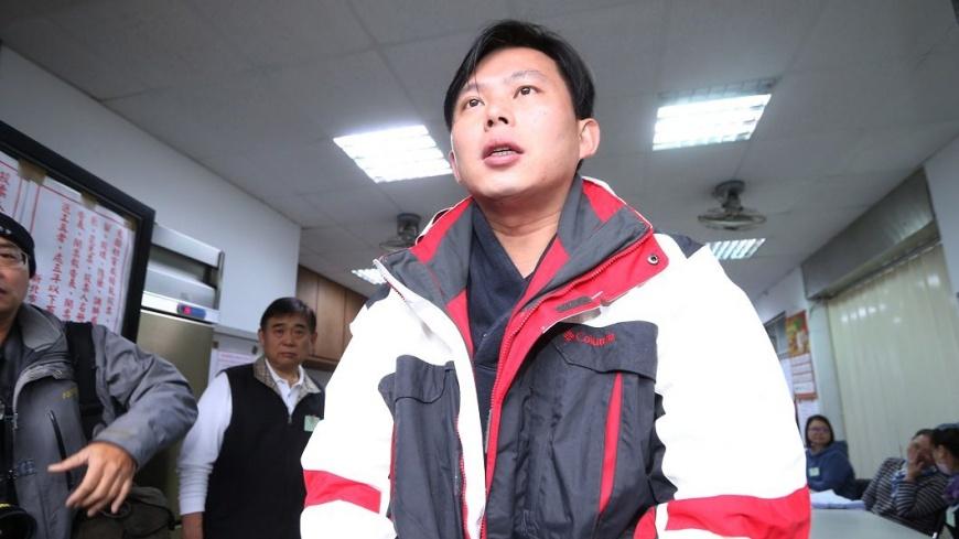 圖/中央社 黃國昌險勝  林為洲:不用再想新北市長