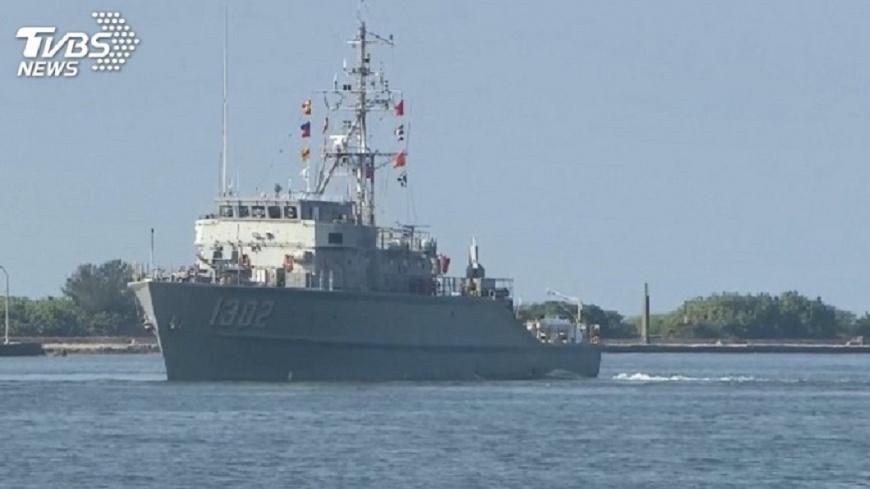 圖/TVBS 獵雷艦第4期35億元預算 立委將全數刪除