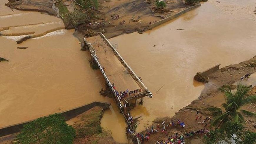 熱帶風暴啟德襲菲引土石流   26人喪生