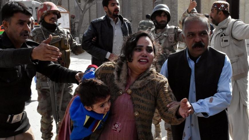 炸彈攻擊巴基斯坦教堂9死 IS宣稱犯案