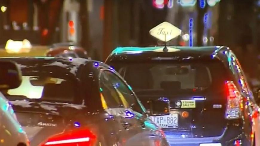 翻攝自/CityNews 計程車司機因「短程」拒載!意外害女被殺
