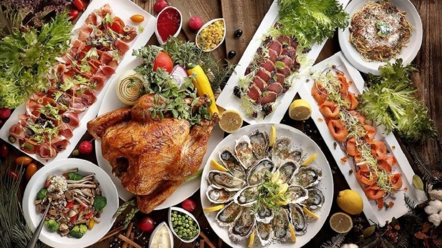 美福飯店提供 「耶誕大餐」不用愁!特色餐廳照過來