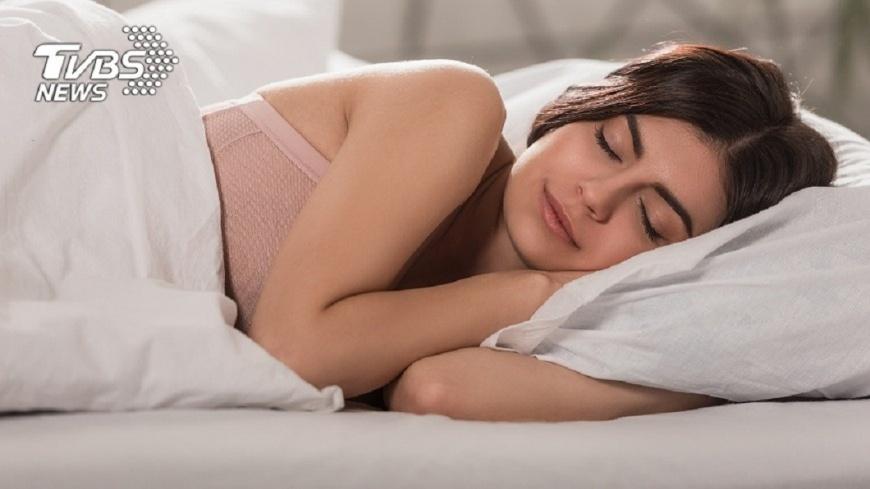 示意圖/TVBS  睡個好覺真的好難?5種食物助眠一覺到天明