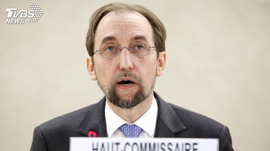 圖/達志影像美聯社 UN人權專員:緬甸計畫性攻擊洛興雅人