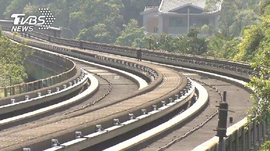 圖/TVBS 北捷文湖線供電異常 已恢復正常營運
