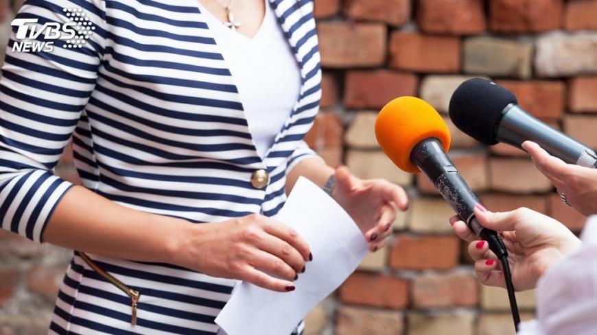 示意圖/TVBS 無國界記者組織:中國關押記者全球最多