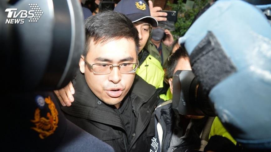 圖/中央社 王炳忠案  台北律師公會促修法