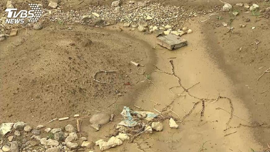 圖/TVBS資料畫面 汙染土壤再利用 台灣鋼聯年處理達7萬噸