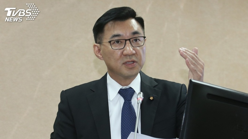 圖/中央社 江啟臣發表競選短片 給市民更好新台中