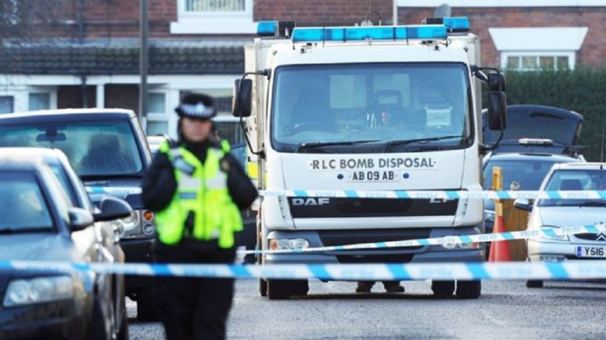 好驚險!英國警方突襲逮人 化解耶誕恐攻