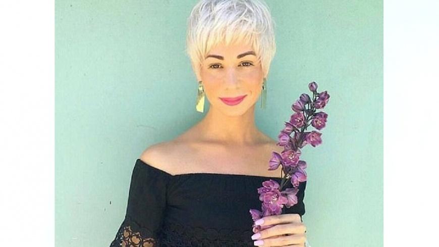圖/翻攝自《每日郵報》 走出血癌、性侵陰霾 跨性別者:每天醒來都想要活著