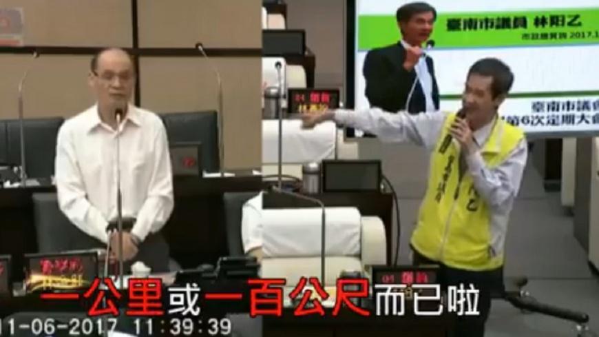 圖/翻攝自《台南新芽》臉書 「埋伏抓酒駕」惹眾怒 林阳乙回應了