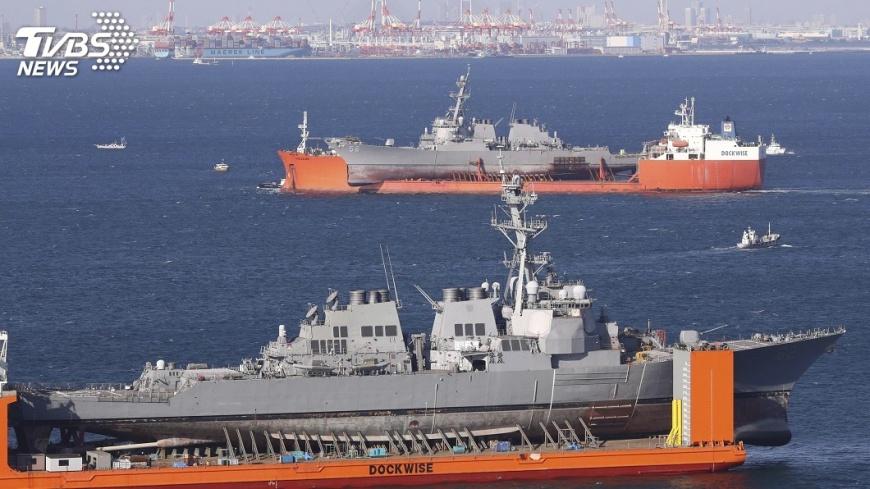 圖/達志影像美聯社 日本引進陸基神盾 陸專家:軍事擴張