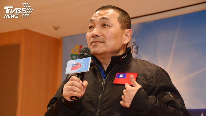 圖/中央社 新北市長選戰 民進黨沉著把戰力極大化