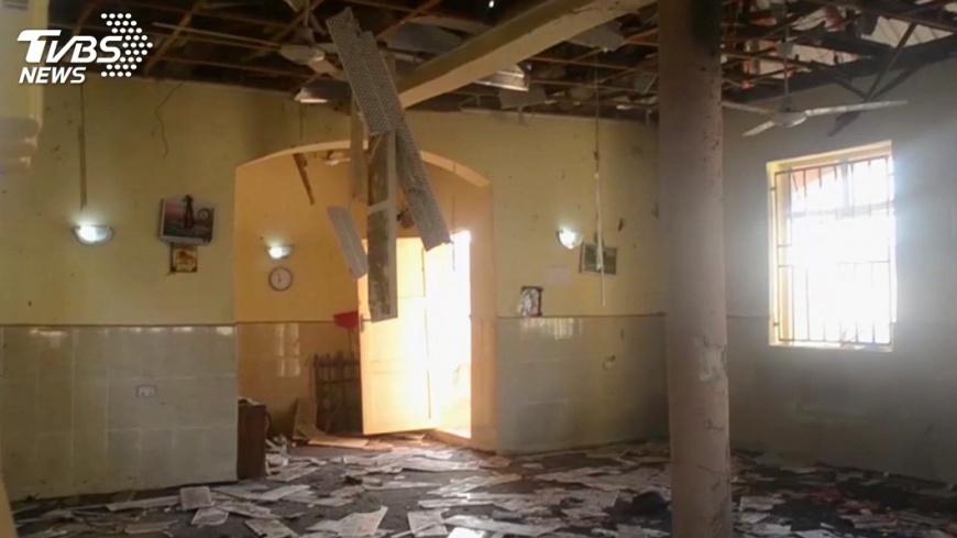 圖/達志影像美聯社 聖戰士耶誕攻擊 遭奈及利亞軍方擊退