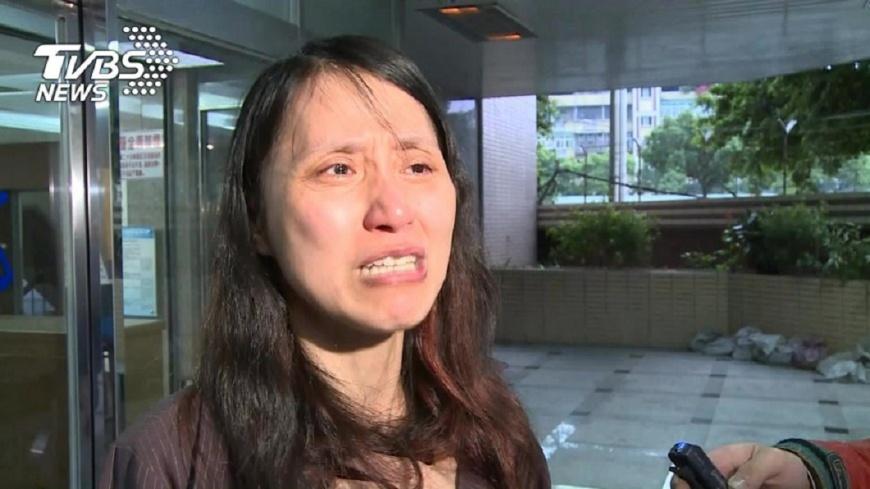 張淑晶為社會事件名人,因為租賃契約問題,被外界封為「惡房東」。圖/TVBS資料照