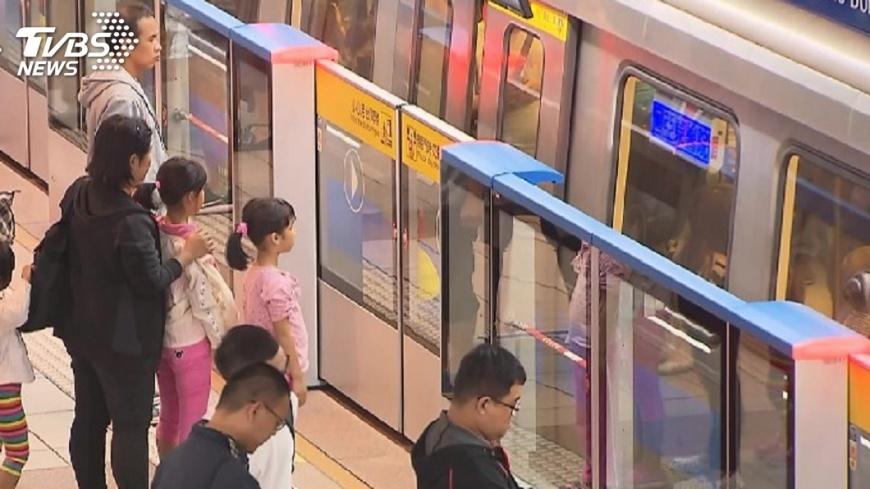 圖/TVBS 捷運PM2.5濃度居冠 環保署:測量方式不同