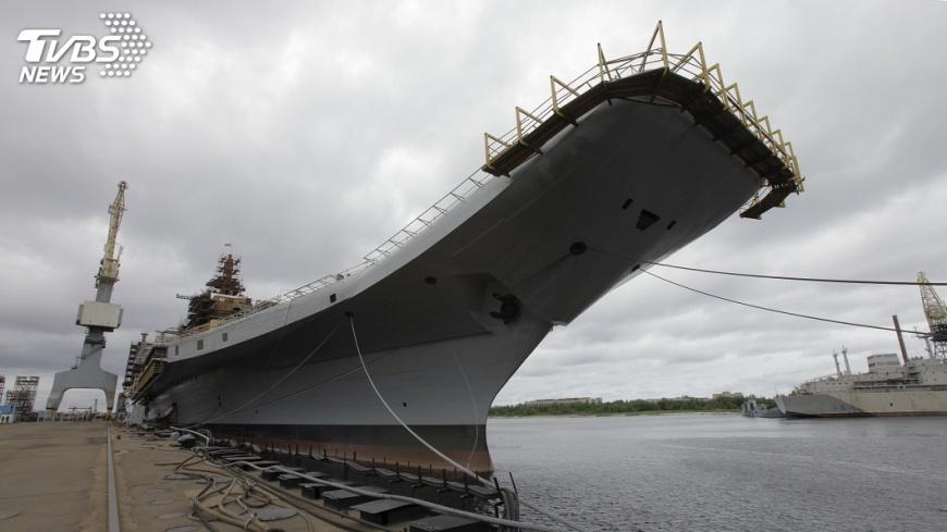 圖/達志影像美聯社 俄艦耶誕節靠近穿越 英派艦監控捍衛水域