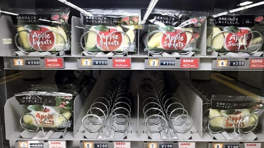 圖/Tourist Note JAPAN 什麼都賣的無人攤販!一探日本自動販賣機