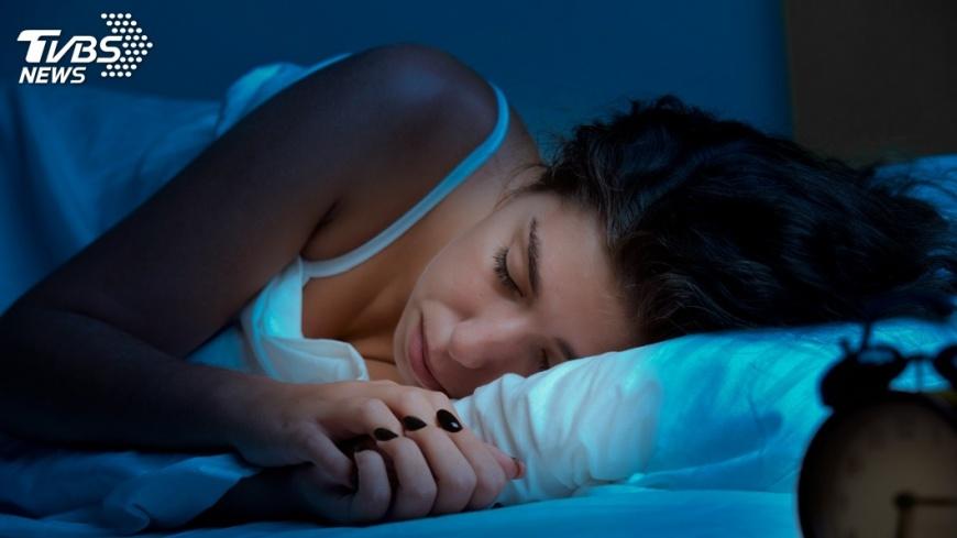 示意圖/TVBS 入睡後易醒? 研究指PM2.5影響睡眠品質