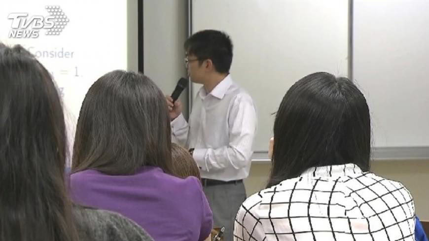 圖/TVBS資料畫面 註冊率低大專 教部分析「區域是關鍵」