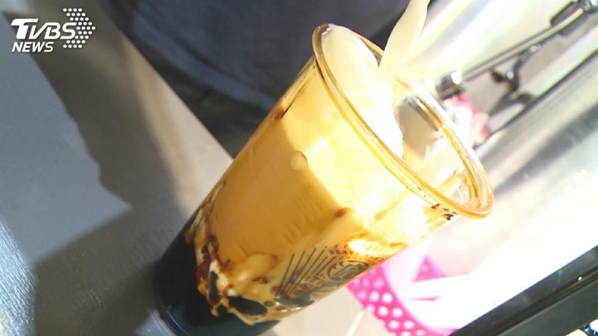 圖/TVBS 保障工讀生權益 勞動部找手搖飲業喝咖啡