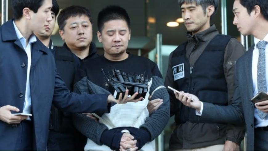 圖/TVBS 逼妻賣淫、性侵殺害女兒同學 國民好爸爸判囚終身