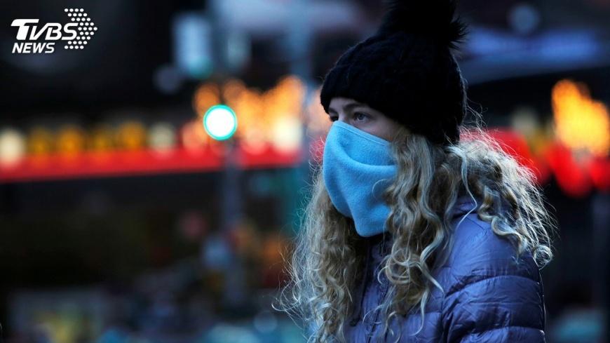 圖/達志影像路透社 破紀錄!極地冷氣團襲美 多地氣溫創新低