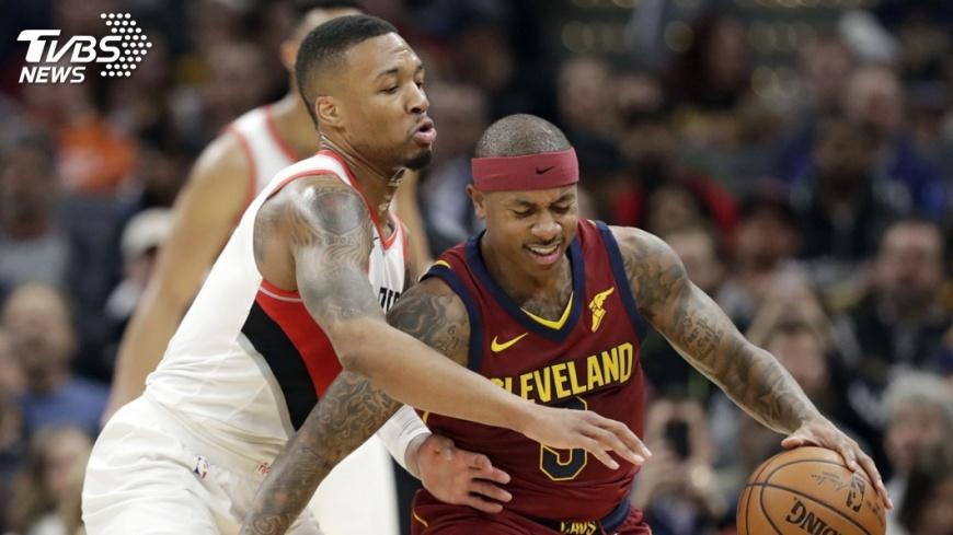 圖/達志影像美聯社 NBA湯瑪斯披騎士戰袍首役 攻下17分