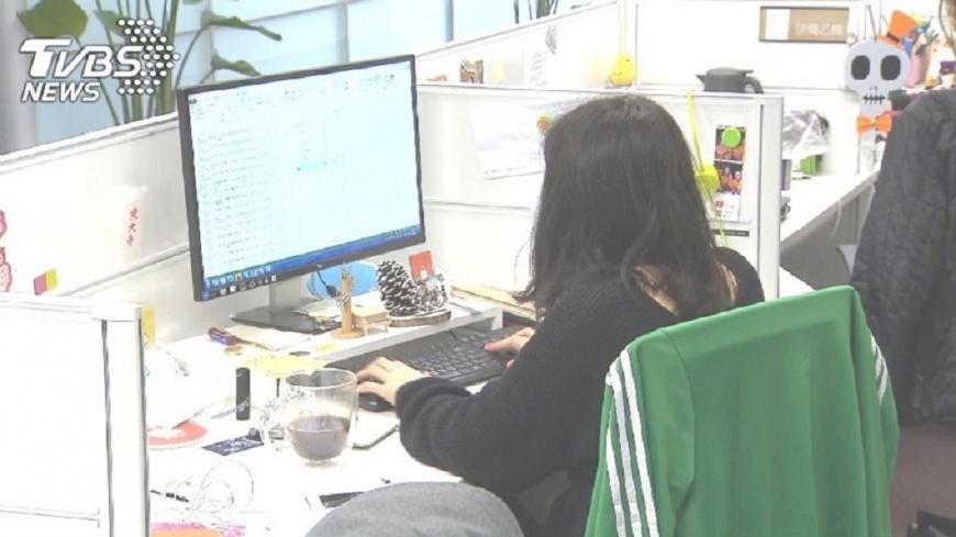 示意圖,與本事件人物無關。圖/TVBS資料畫面 全球首例!冰島立法強制實施男女「同工同酬」