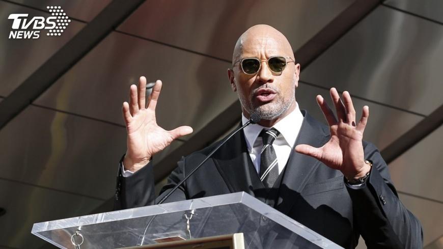 圖/達志影像TPG 喊穿黑衣現身金球獎 好萊塢男星反被酸