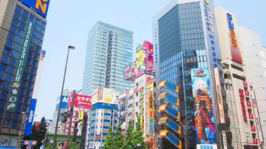 還沒去過日本秋葉原?入門者必玩的7大好地方