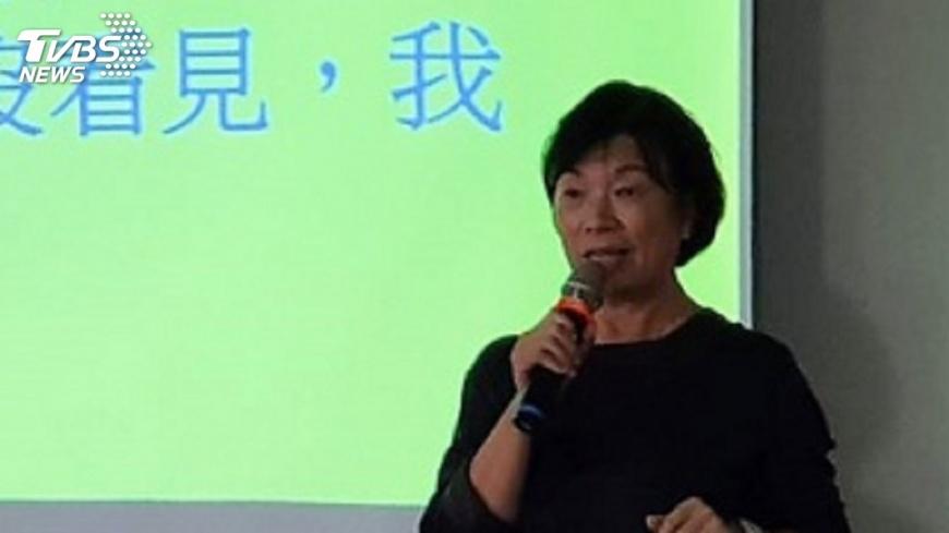 圖/中央社 政大校長遴選委員  龍應台、童子賢入列