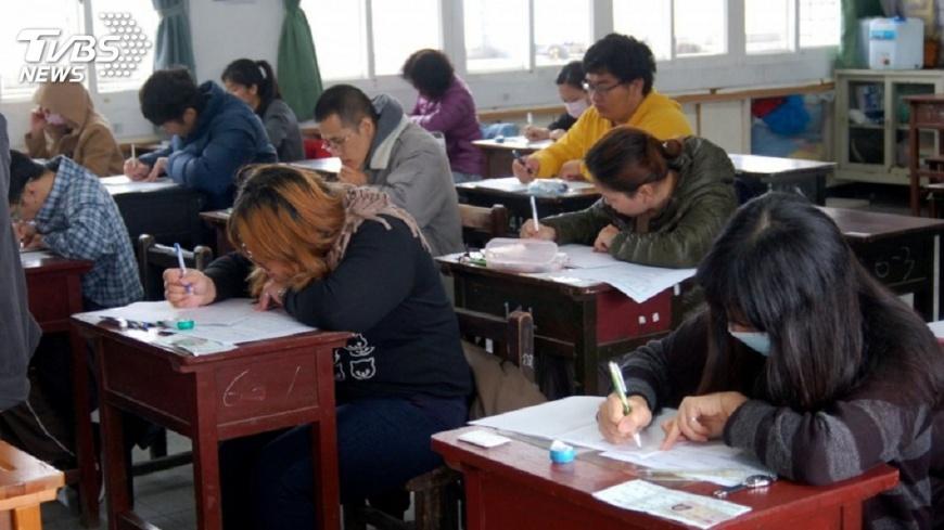 圖/中央社 政大校務會議通過  廢除英語檢定畢業門檻