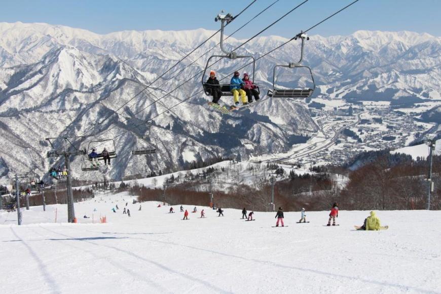 圖片來源/WAmazingSnow GALA湯澤滑雪場