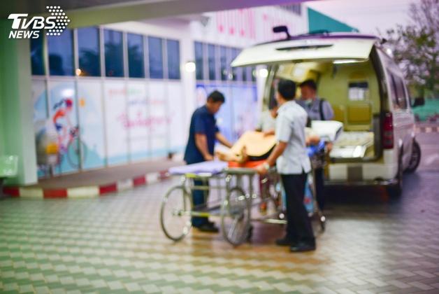 圖/TVBS示意圖 撐不到救援… 81歲嬤苦等救護車近4hr過世