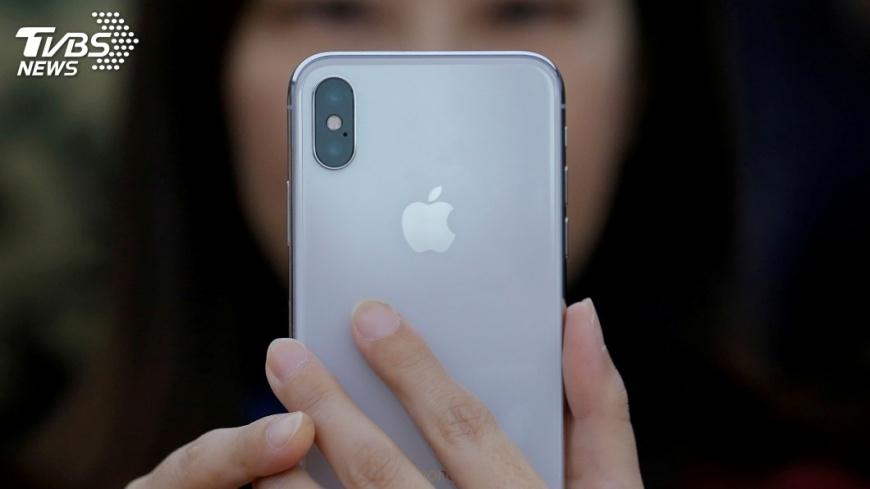 圖/達志影像路透社 iPhone用3D感測 傳這家韓廠冒出頭