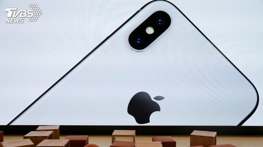圖/達志影像路透社 iPhone X發威! 鴻海單月營收首破6千億元