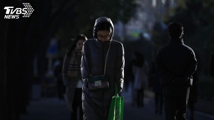 圖/達志影像美聯社 陸環保稅徵期將至 北京稅額最高