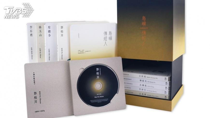 示意圖/TVBS 島嶼傳燈人紀錄片  田修銓設計油燈包裝巧思