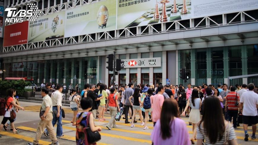 示意圖/TVBS 港銀行界指大陸經濟成功轉型  民企為主